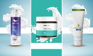 Top Brands of CBD Cream for Pain