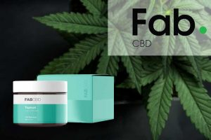 Fab CBD Topical