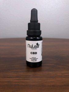 Nuleaf Naturals Oil