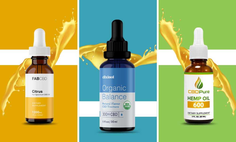 Top CBD Oil Brands for Sleep
