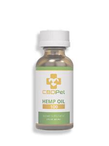 CBD pure hemp oil for pets