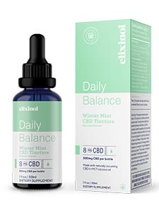 Daily Balance Tincture (broad Spectrum)