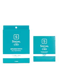 CBD Infused Patch Social CBD Review