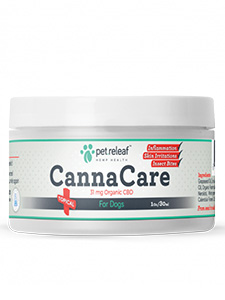 CannaCare Topical CBD for Dogs