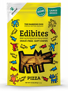 The Barking Dog Collection Edibites - Pizza