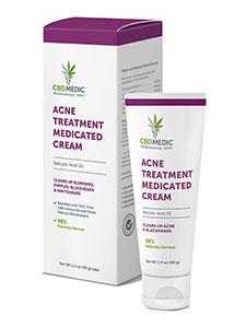 Acne Treatment Medicated Cream