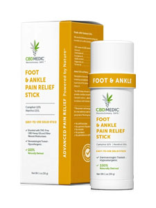 Foot & Ankle Pain Relief Stick