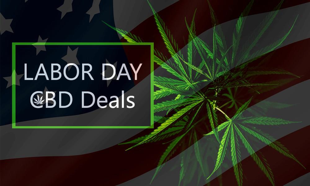 Best Labor Day CBD Deals of 2020