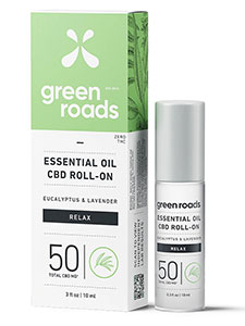 CBD Essential Oil Roll-Ons