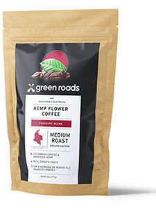 Founders' Blend Hemp Flower Coffee
