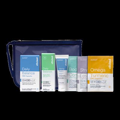 Best of Elixinol Starter Kit
