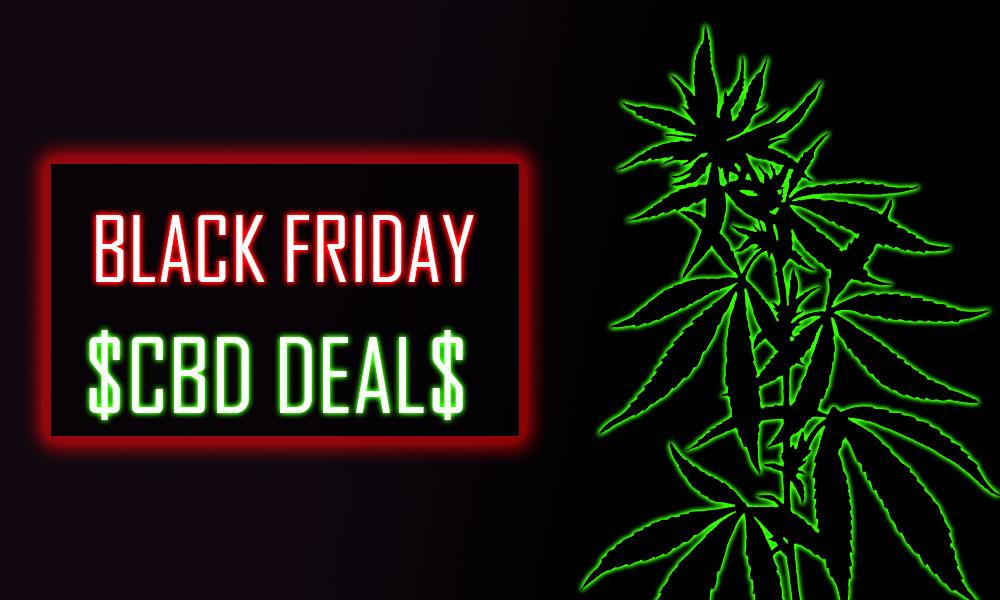 Black-Friday-CBD-Sales-and-Deals of 2020-The CBD Break