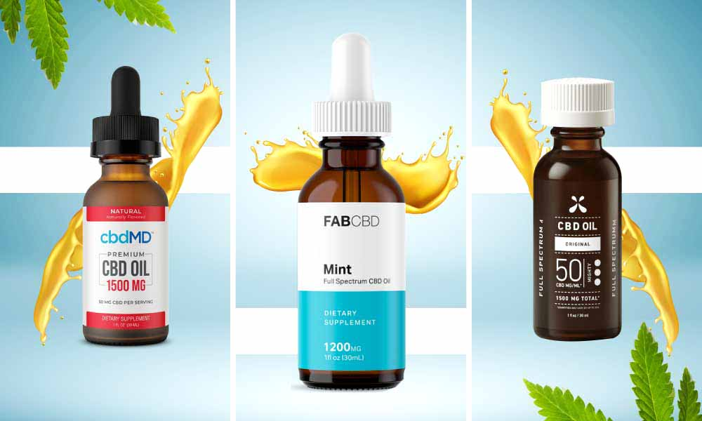 BEST CBD OIL BRANDS: 2021'S LEADING CBD OILS REVIEWED