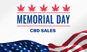Memorial Day CBD Sales & Deals for 2021
