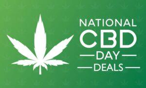 National CBD Day Sales & Deals 2021